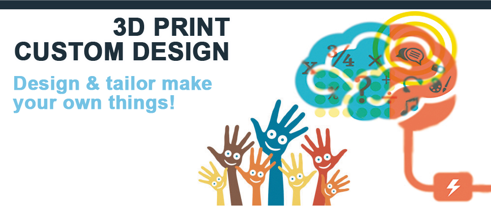 3d Print Custom Design Hk3dprint Professional 3d