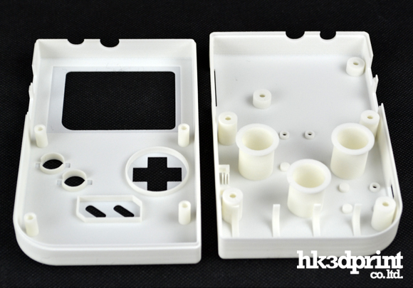 3D print electronic toy prototype parts components